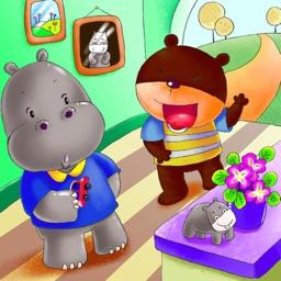 儿童英语学习动画片视频