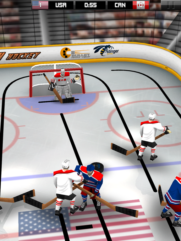 Stinger Table Hockey screenshot