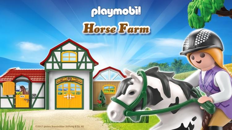 PLAYMOBIL Horse Farm screenshot-0