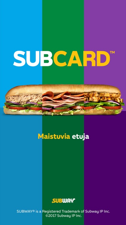 SUBCARD™ Suomi screenshot-0
