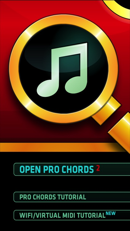 Pro Chords - Instant Inspiration - w. WiFi MIDI screenshot-4