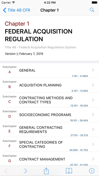 48 CFR by LawStack screenshot-1