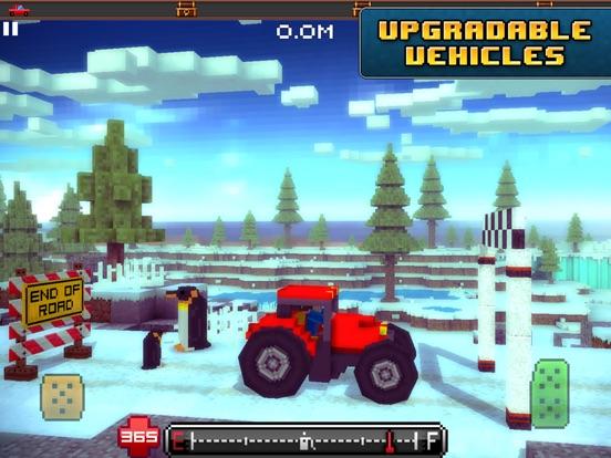 Blocky Roads Скриншоты11