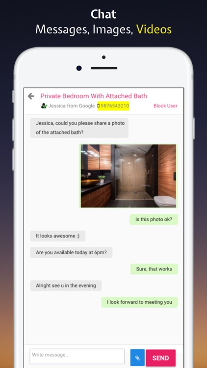 Cirtru: Roommate & Room Finder screenshot-3