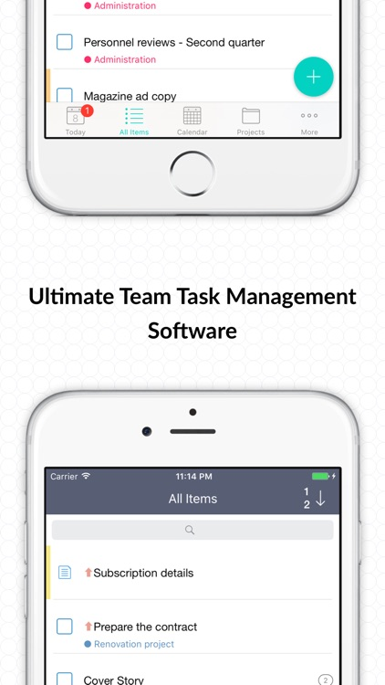 Hitask: Team Task Management