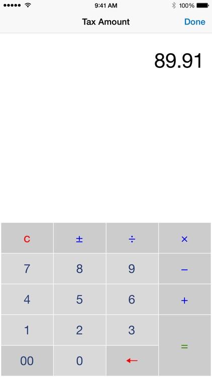 Easy Invoice screenshot-4