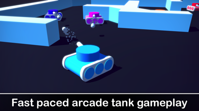 Screenshot #1 pour Tiny Tanks!