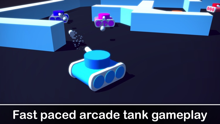 Tiny Tanks! screenshot-0