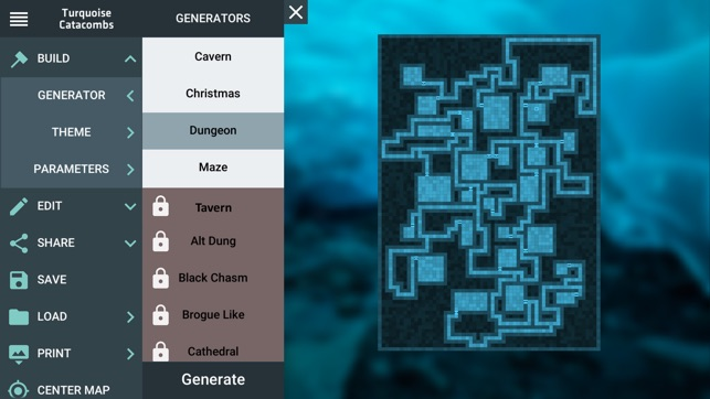 ProD&D Dungeon Generator on the App Store