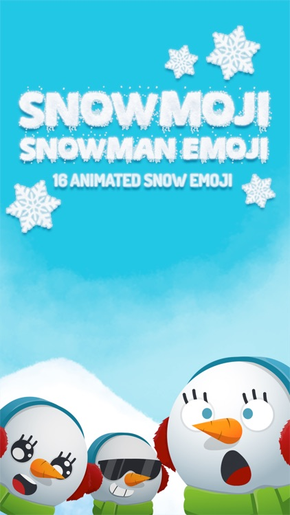 Snowmoji Animated