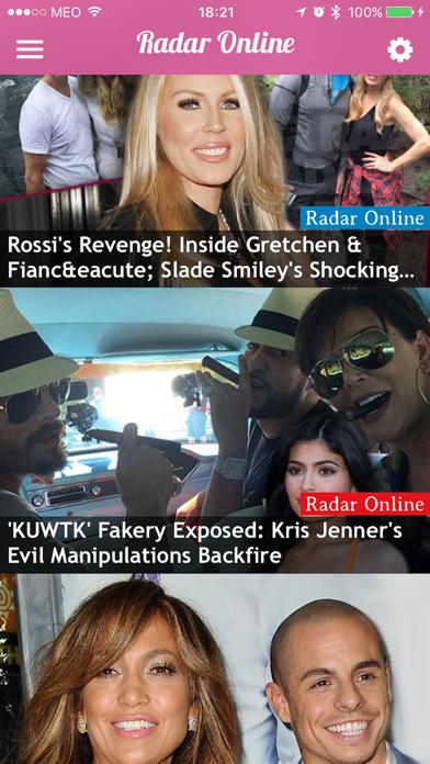 iGossip News - Celebrity Rumors, Photos and Videos screenshot three