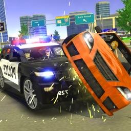 Police Car - Criminal Chase