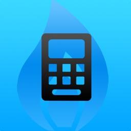 Nat Gas Flow Calculator