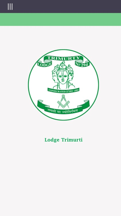 Lodge Trimurty No 294(GLI) screenshot-0