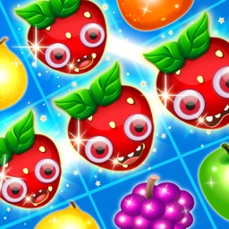 Fruits Puzzventure - Juicy fruits splash mania pop