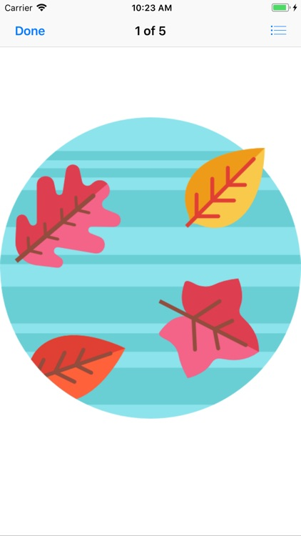 Autumn Fall Stickers screenshot-9