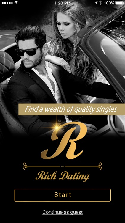 Dating apps to meet rich guys