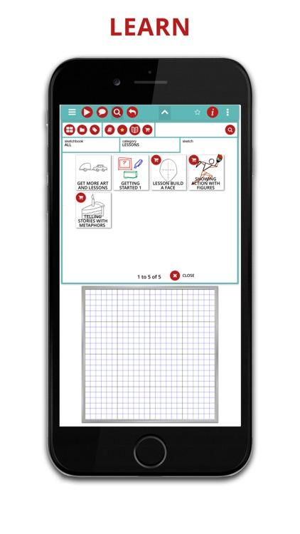 Sketch-by-Step screenshot-4