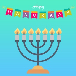 Hanukkah Chanukah Stickers