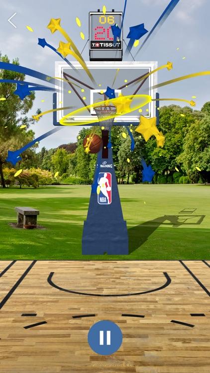 NBA AR Basketball screenshot-5