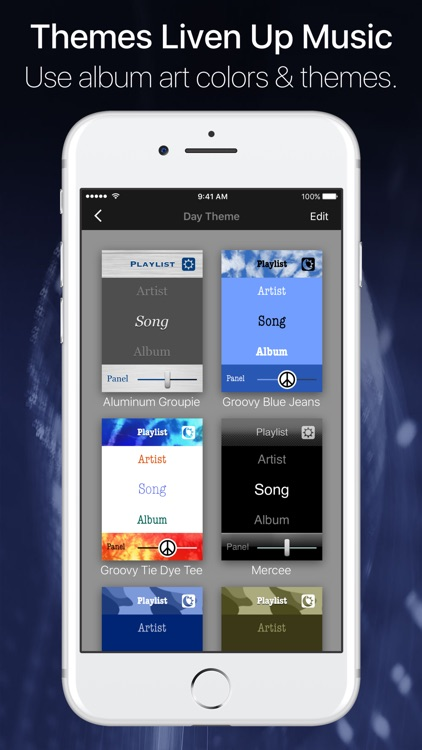 TuTuneMe™ (Music Player) screenshot-3