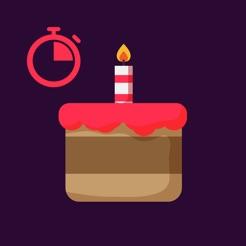 Verjaardag Aftellen Feest In De App Store