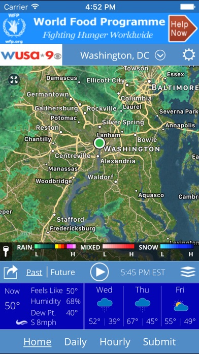 download WUSA 9 WEATHER apps 4