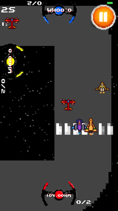 Pixel Space Race screenshot 2