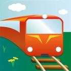 100火车 - 无广告为孩子们的图画书 icon
