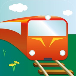 Train Picturebook for Toddlers