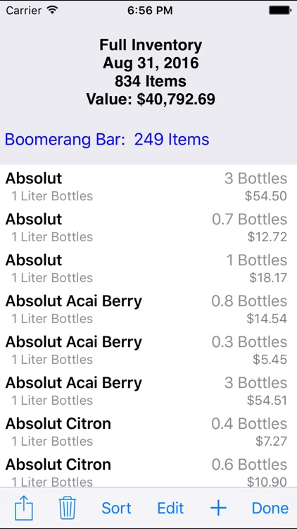 BarkeepApp screenshot-1