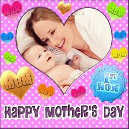 Love Mother Photo Frames
