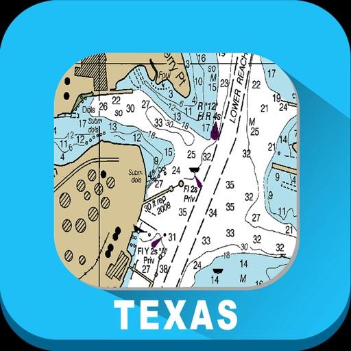 Texas Marine Charts RNC