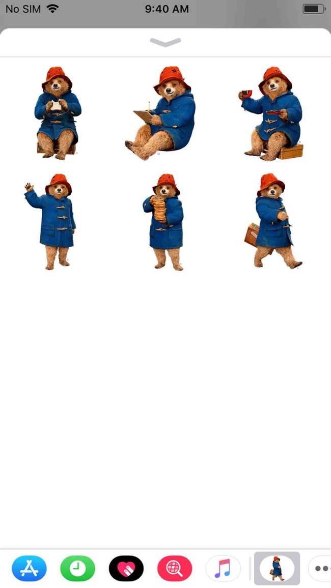 Медведь Паддингтон™ Screenshot