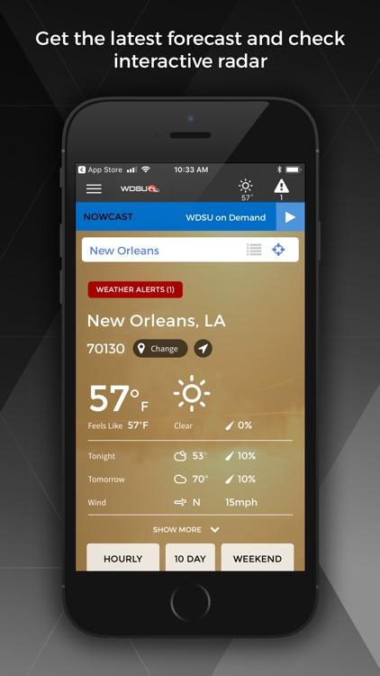 WDSU News - New Orleans