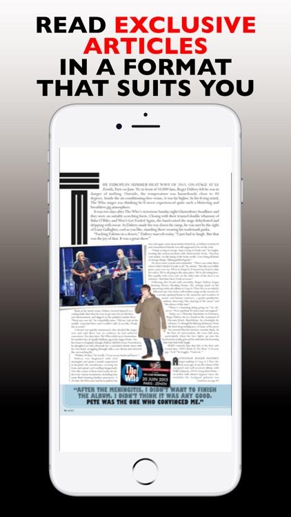 Mojo: The Music Magazine screenshot-7