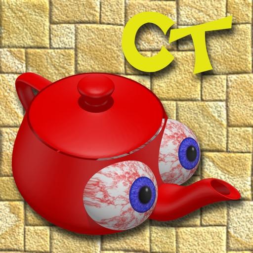Crazy Teapots 3D