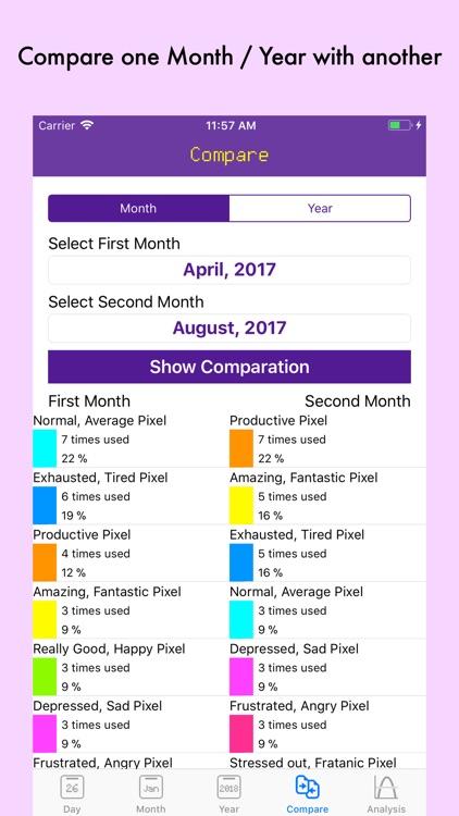 Your Year in Pixels screenshot-3