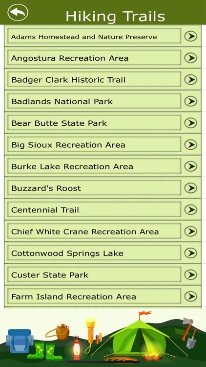 South Dakota Camps & Trails screenshot-3