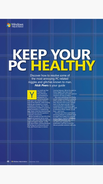 Windows Help & Advice screenshot-4
