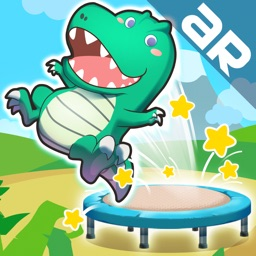 AR Dinosaur Park: Build & Play