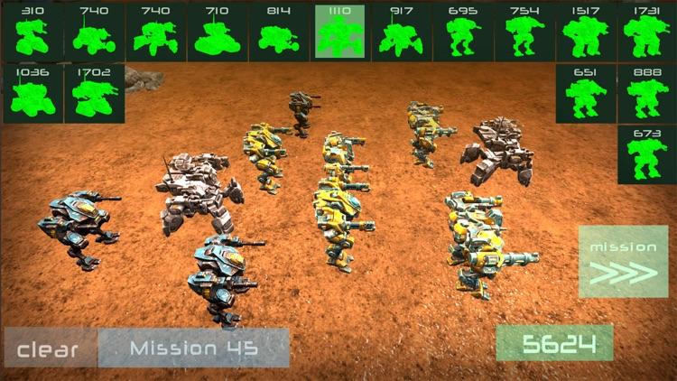 Mech Battle Simulator by Iurii Nikshych