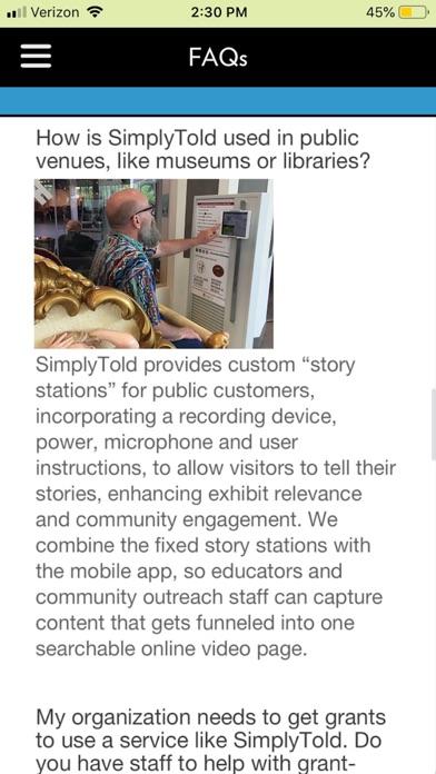 点击获取SimplyTold for iPhone