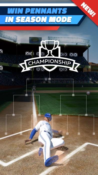 MLB Tap Sports Baseball 2017 app image