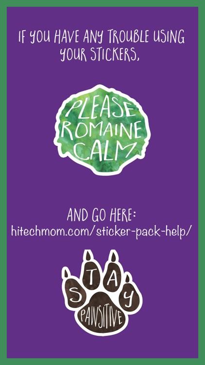 Sticky Puns - Punny stickers screenshot-4