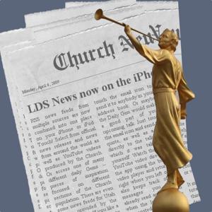 LDS News app
