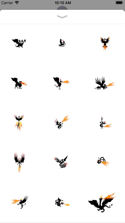DND Stickers - Sid Y
