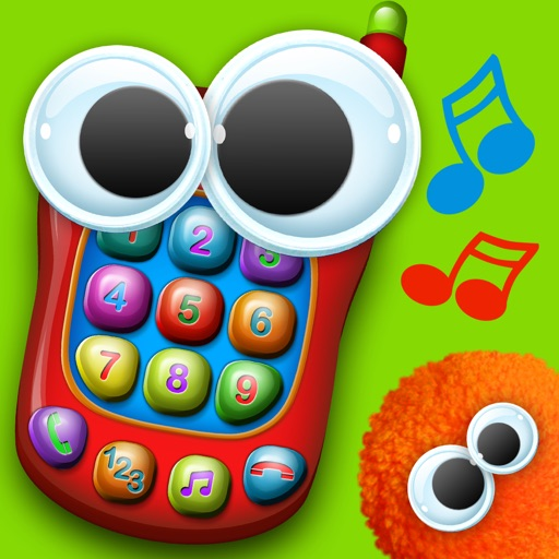 Funny Toy Phone Game
