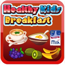 Healthy Breakfast Cooking Game