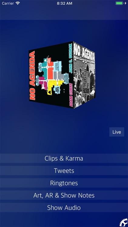 No Agenda Karma, Clips & More screenshot-0